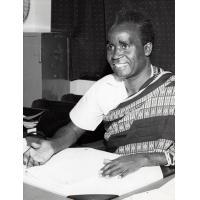 Son Excellence le président de la République de Zambie, le Dr Kenneth Kaunda