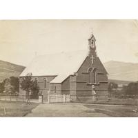 St Matthew's Keiskammahoek. Station anglicane (SPG)