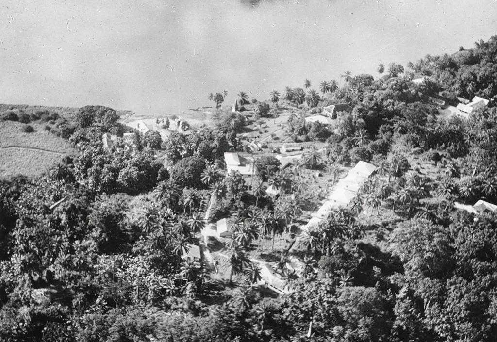 Station d'Andendé