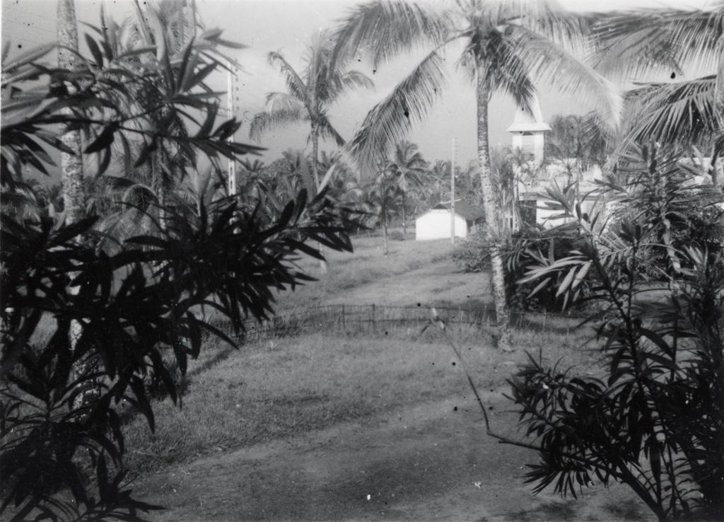 Station de Baraka, Libreville