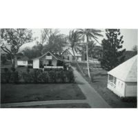 Station de la mission americano-norvégienne à Fort Dauphin