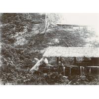 Station missionnaire au Gabon
