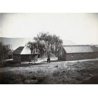 Station missionnaire au Lesotho