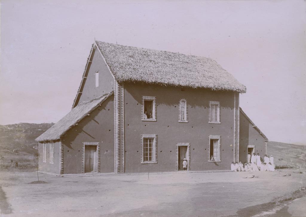 Station missionnaire (créée par M. Rusillon)