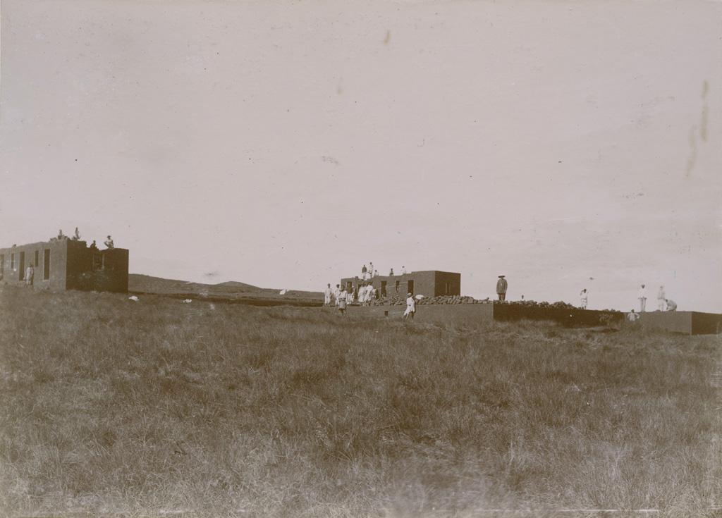 Station missionnaire de Fihaonana (construite en 1899 par M. le missionnaire Ferrand)