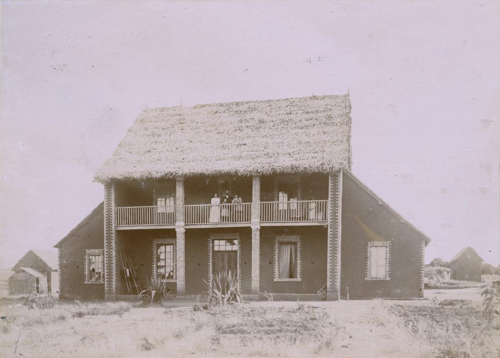 Station missionnaire de Mahereza