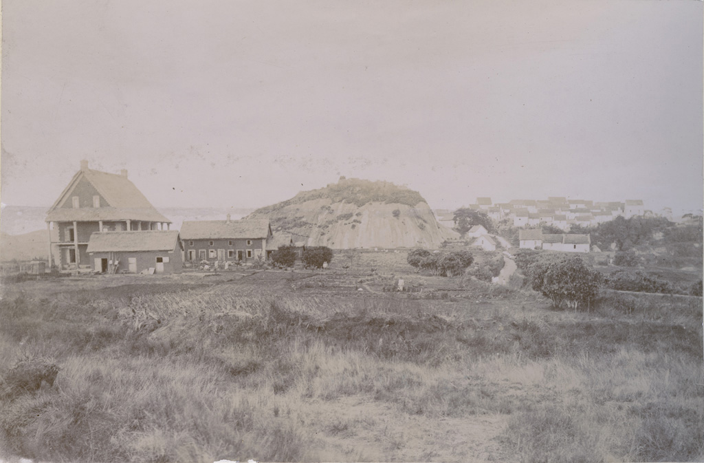 Station missionnaire de Moncoutant (créée par M. Delord)