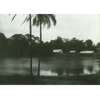 Station missionnaire sur les bords de l'Ogooué