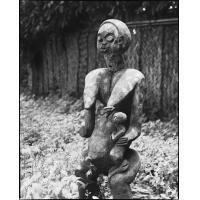 Statue à l'effigie de la première femme de chef