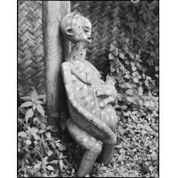 Statue à l'effigie de la première femme du chef
