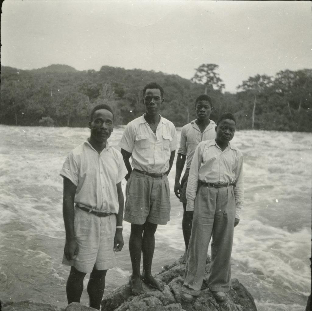 Sur l'Ogooué