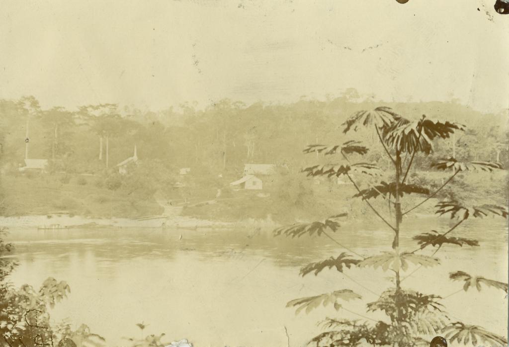 Talagouga, amont
