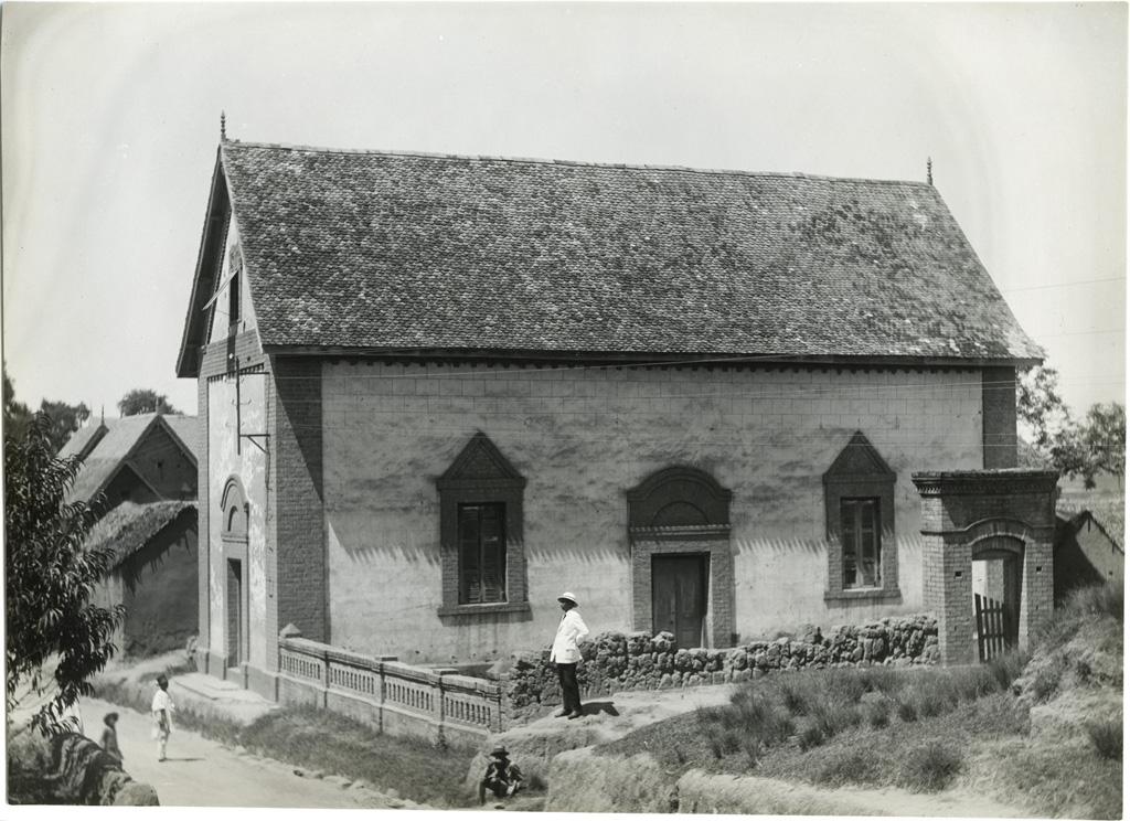 Temple, L.M.S. à la campagne
