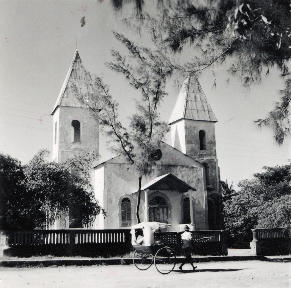 Temple d'Ambaréné