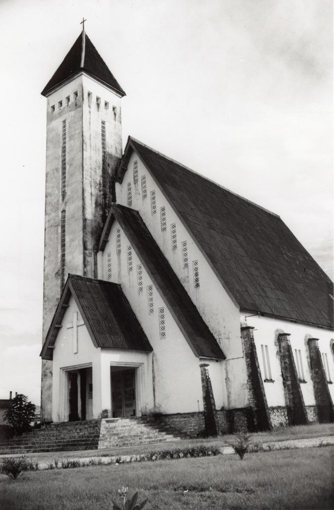Temple du Centenaire, à Douala