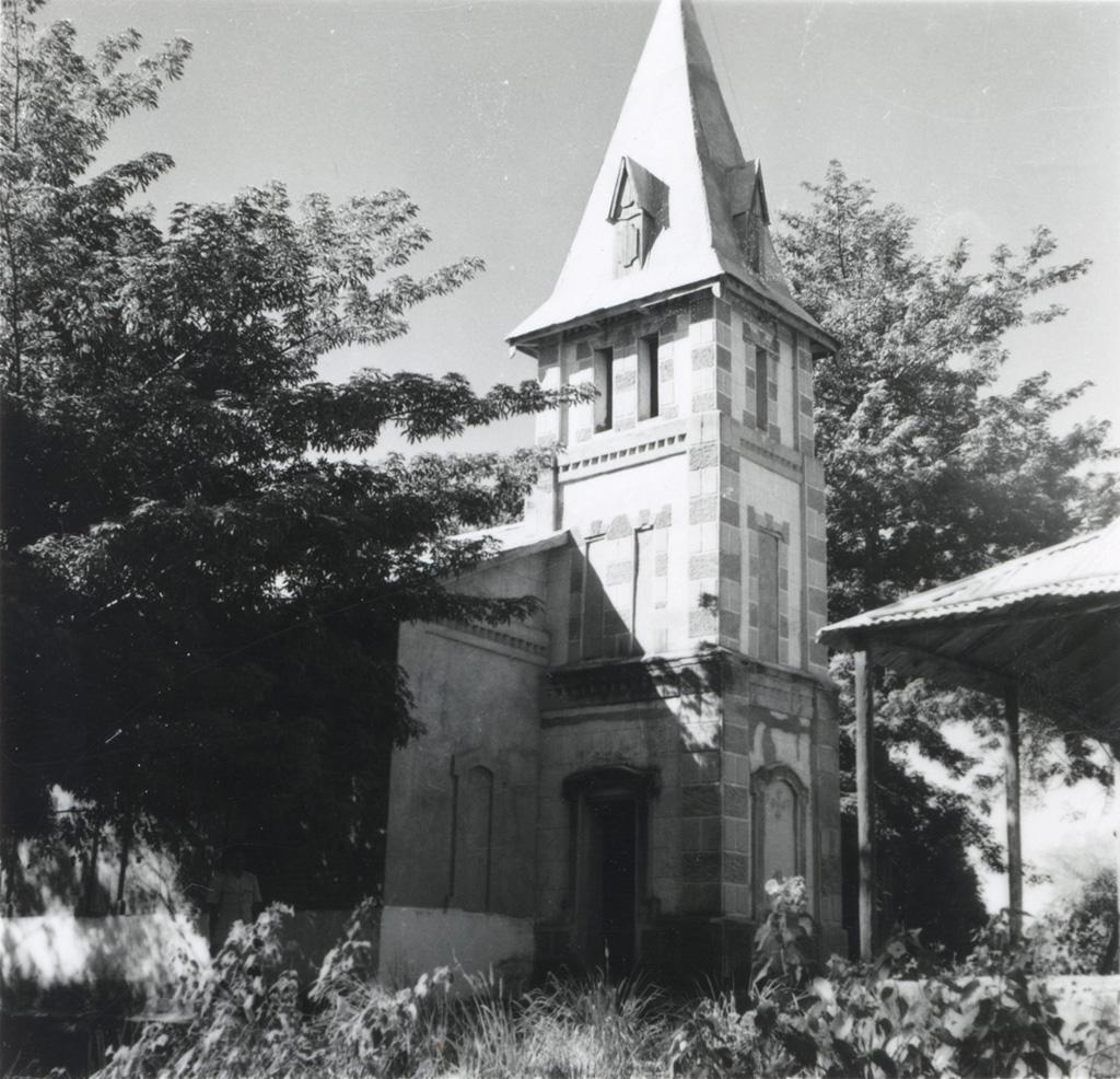 Temple du Vonizongo sur la route de Fihaonana