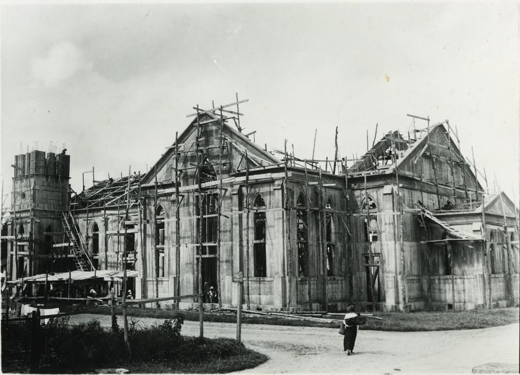 Temple nouveau