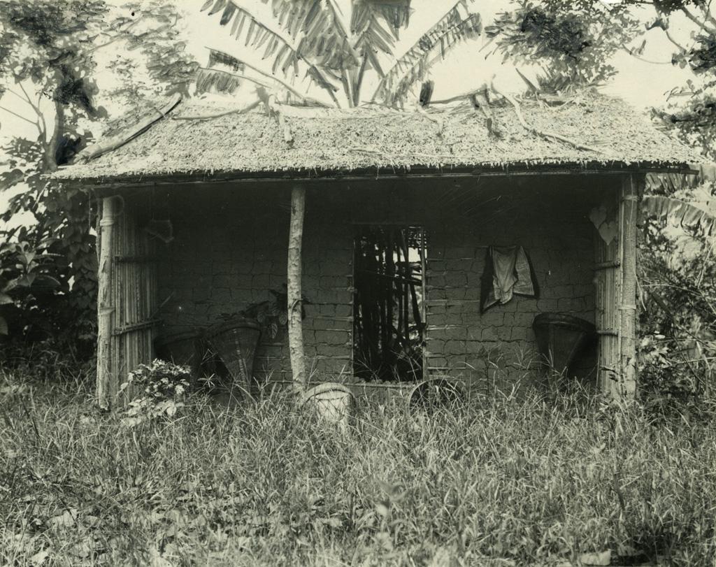 Temple païen élevé à Kousse
