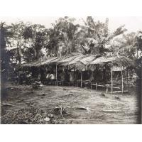 Temple provisoire au Cameroun