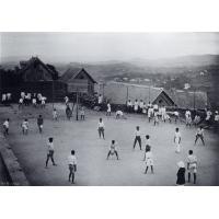 Terrain de jeux, Ecole normale