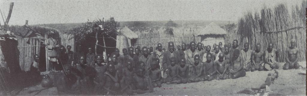 Thebe Matale, leurs gens réclament une école et attendent encore
