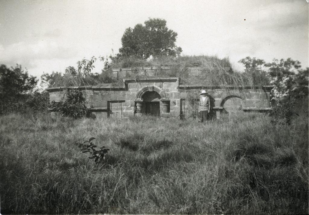 Tombeau malgache