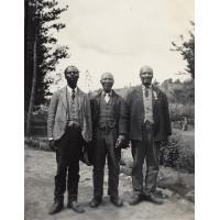 Trois évangélistes de Leribe