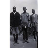 Trois jeunes Normaliens
