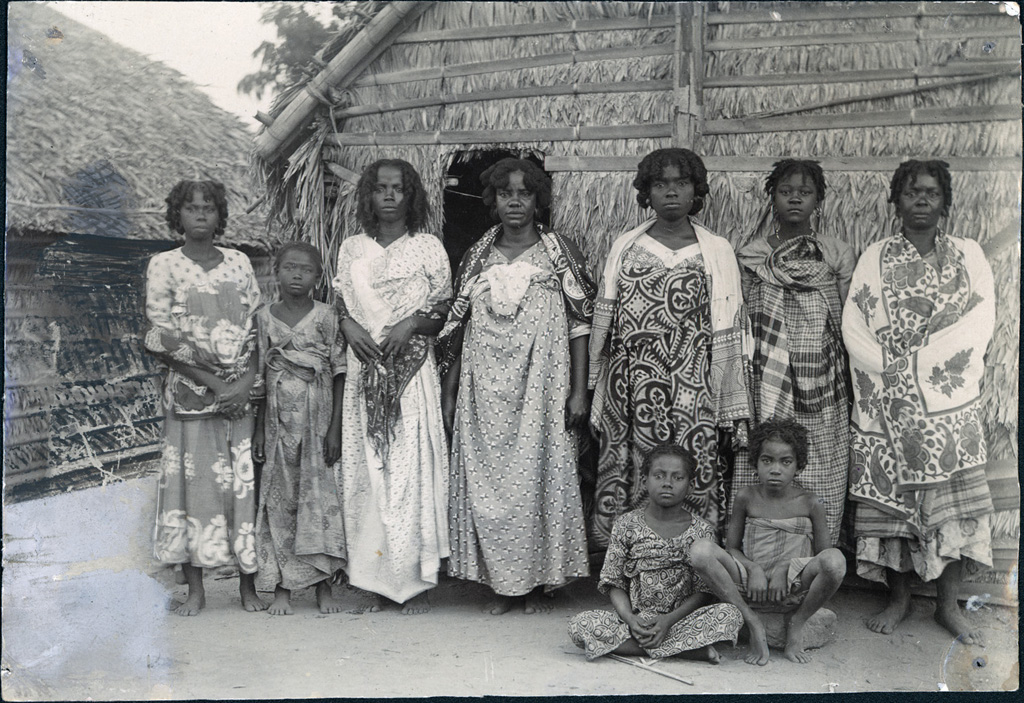 Type de femmes sakalava