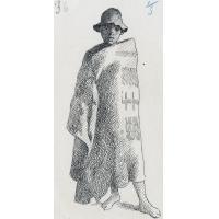 Un berger Mossouto