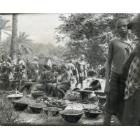 Un coin de marché au Batongtou