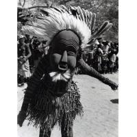 Un danseur masqué