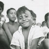 Un jeune Polynésien