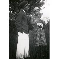 Un moniteur et sa femme
