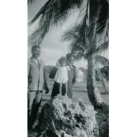 Un pasteur indigène et sa famille
