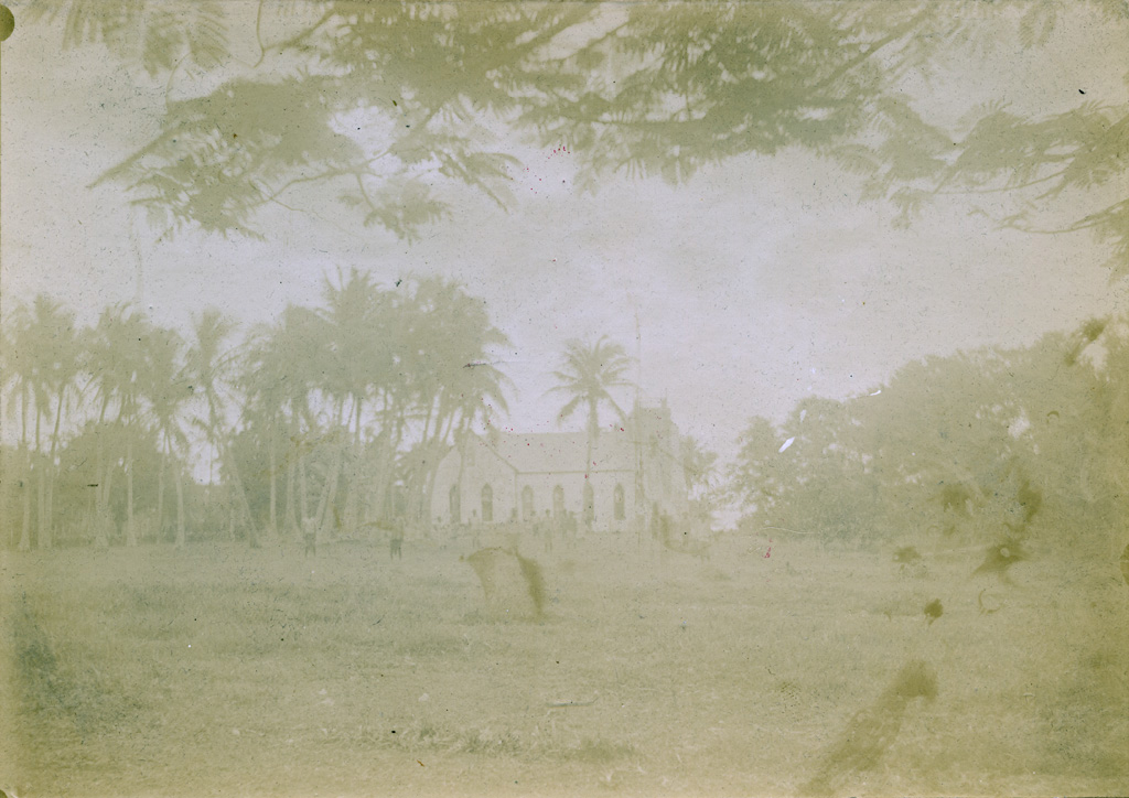 Un temple à Maré