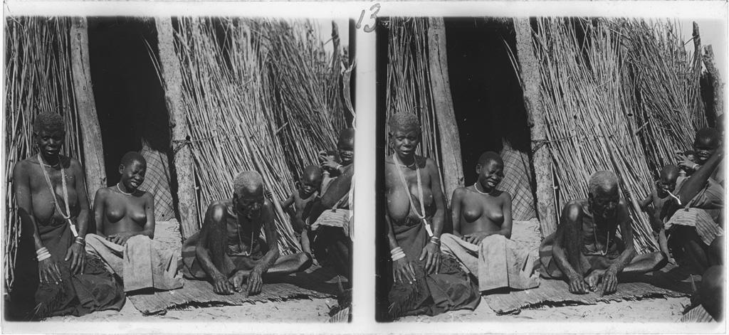 Un vieux qui a vu Livingstone