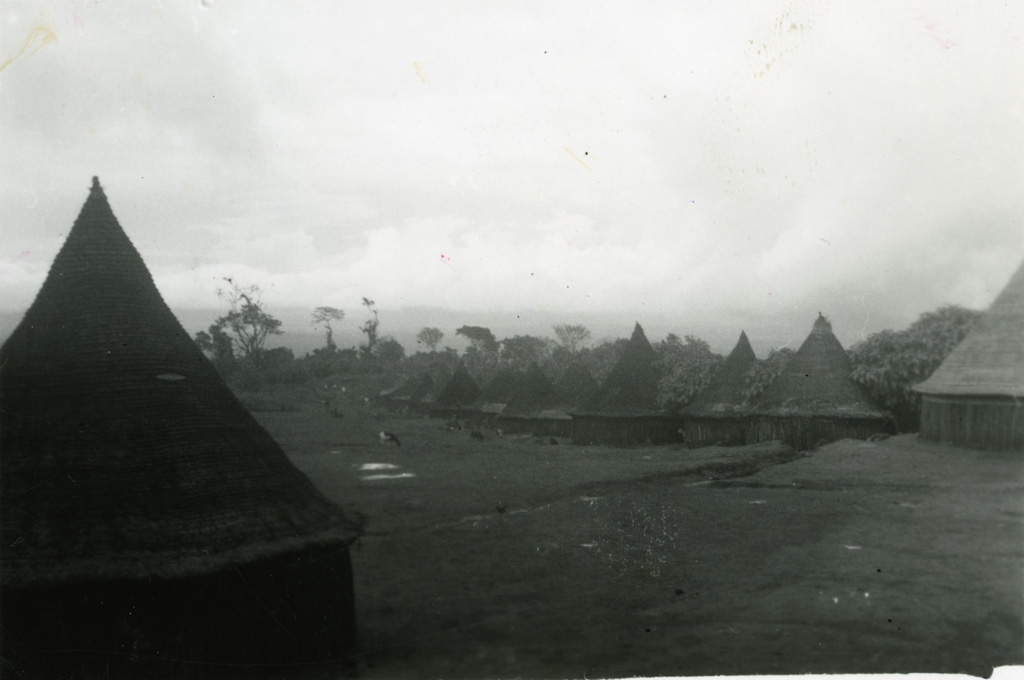 Un village chez les Mbo