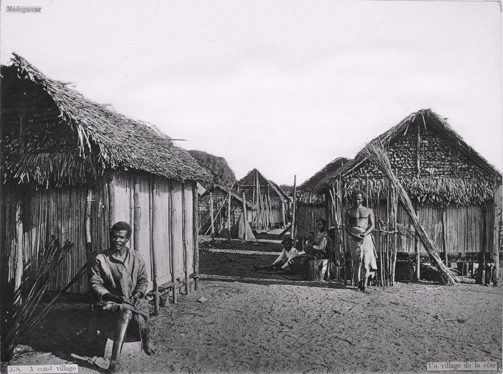 Un village de la côte