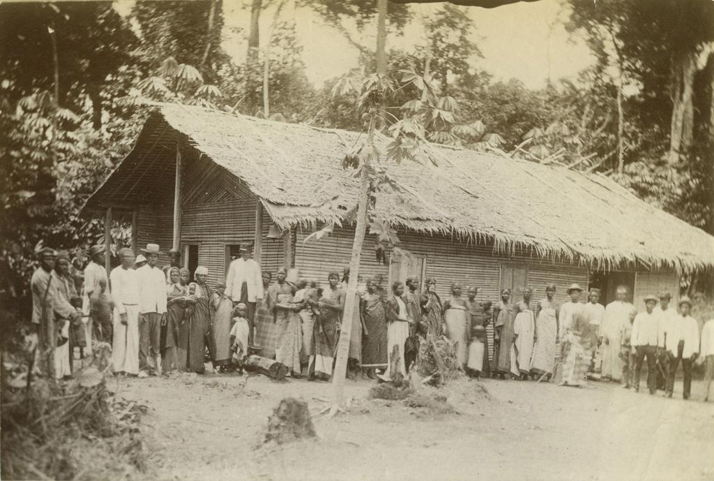 Une annexe dans le Bas Ogooué