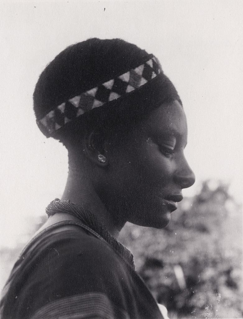 Une des filles du roi Njoya