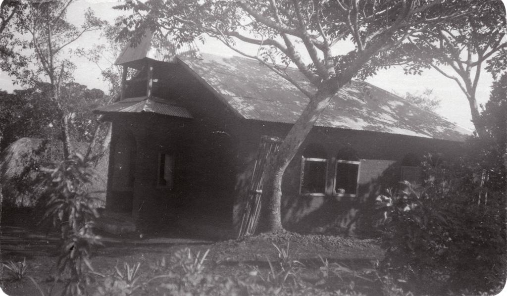Une église - Ecole biblique Foumban
