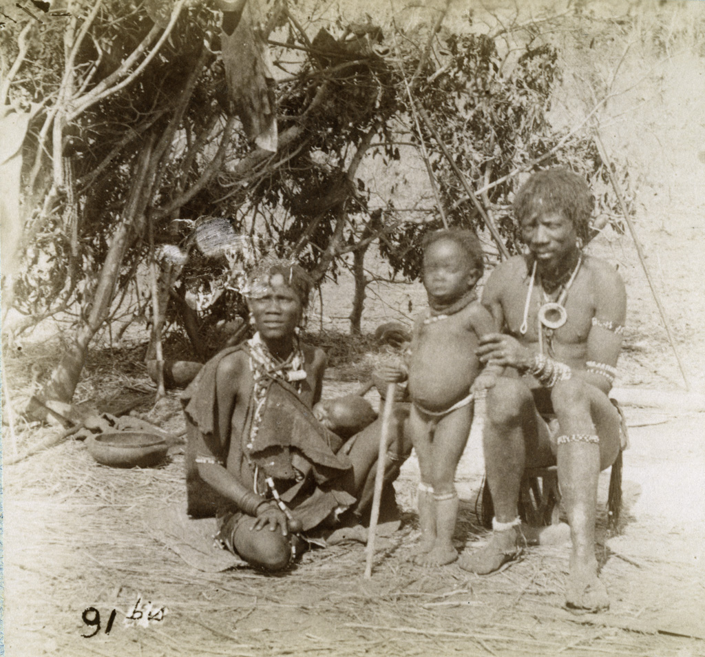 Une famille de Masarons