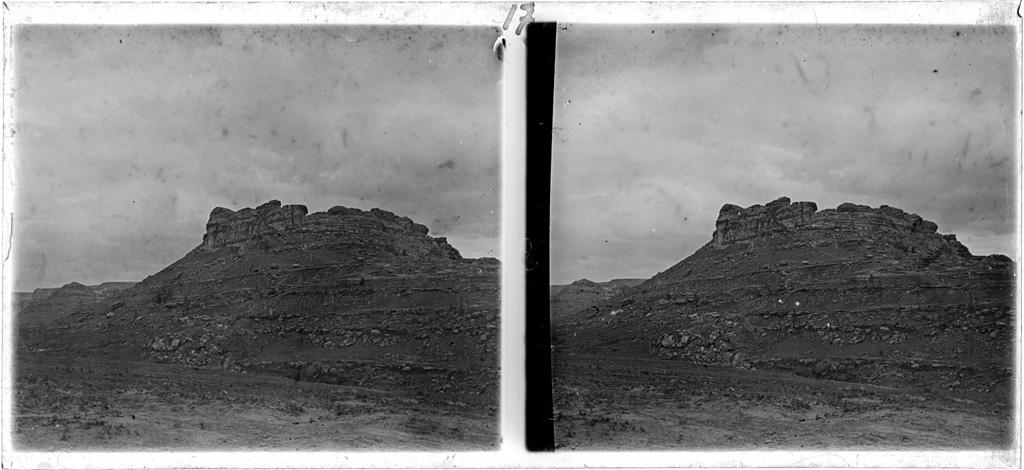 Une montagne près de Leribe