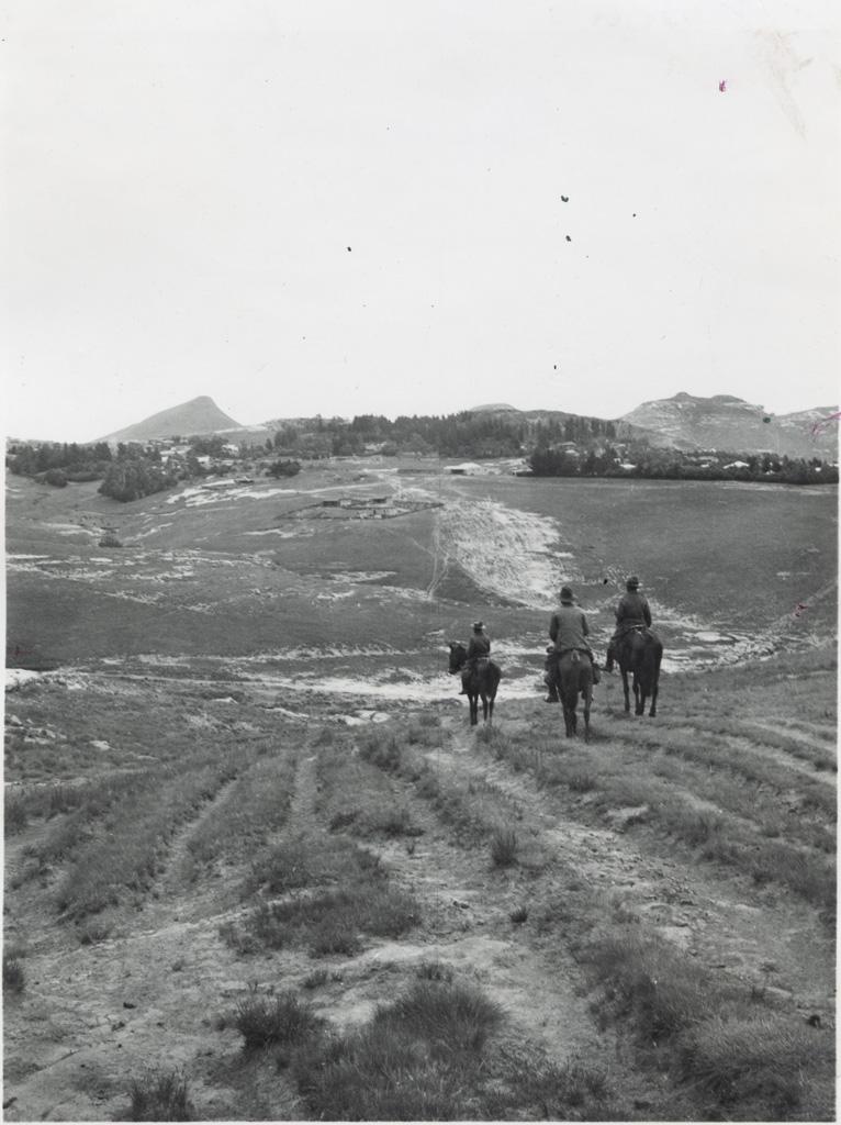 Une promenade à cheval