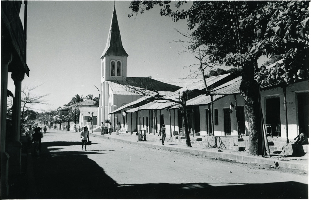 Une rue à Marovoay