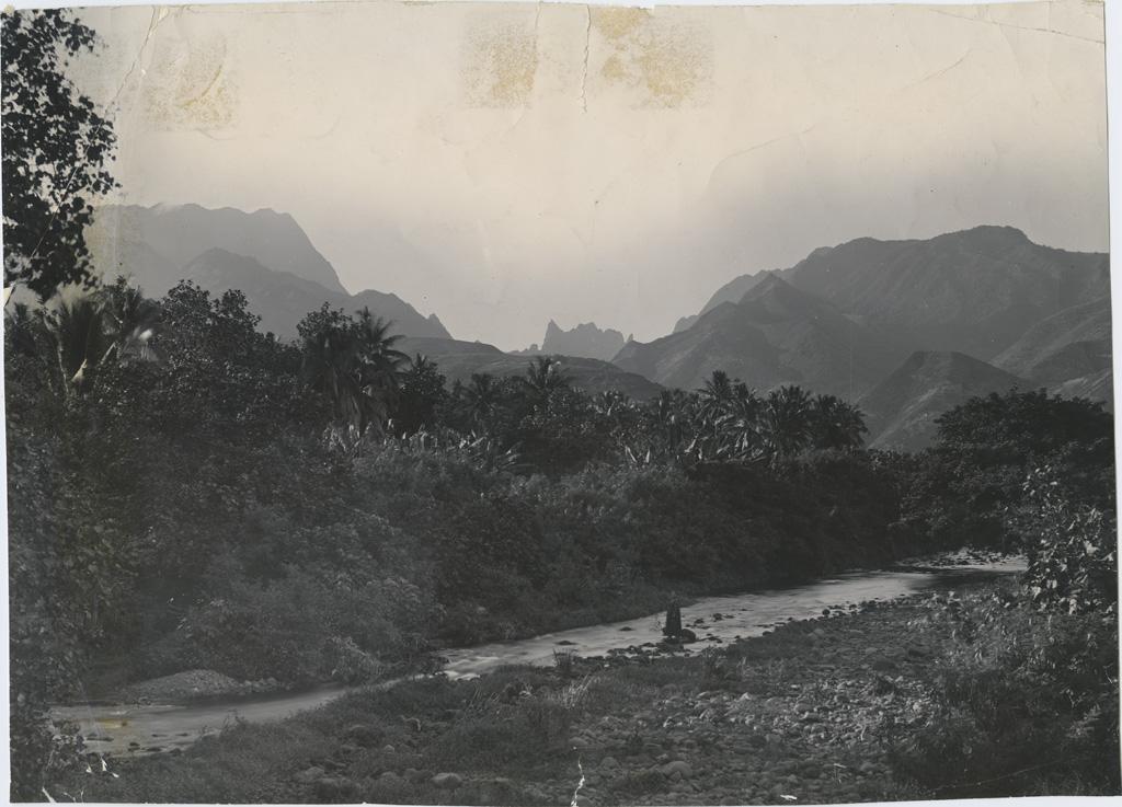 Vallée de la Fautaua, Tahiti