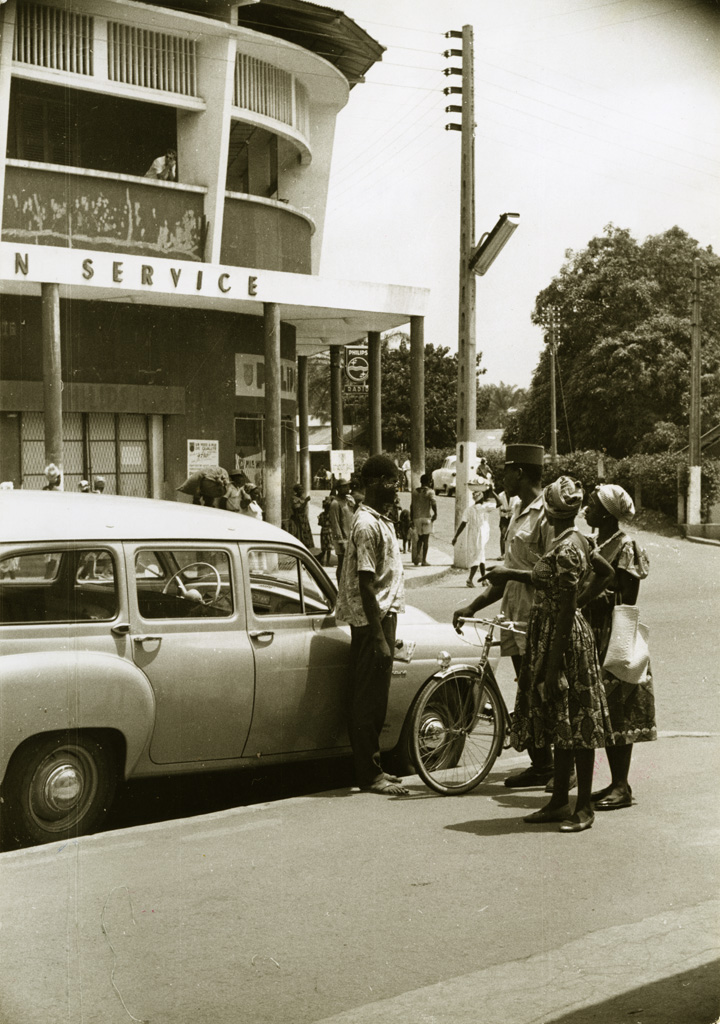Vie locale au Cameroun