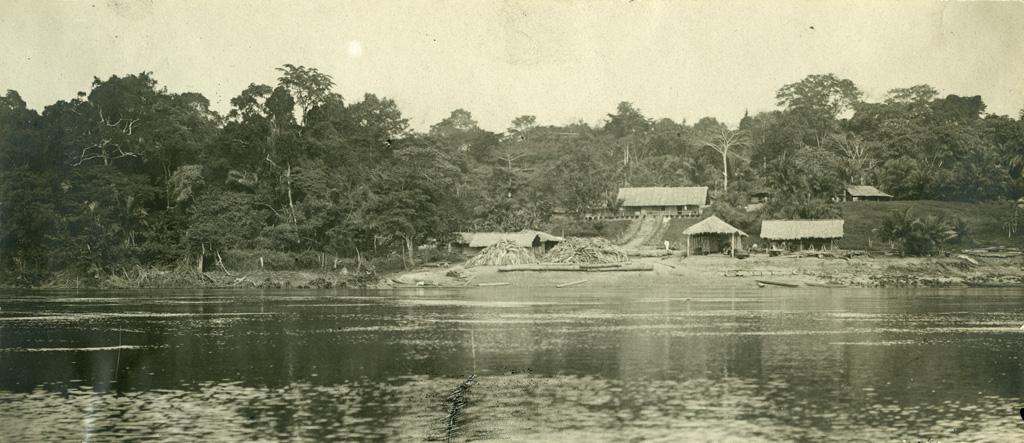 Vieille Maison de Samkita