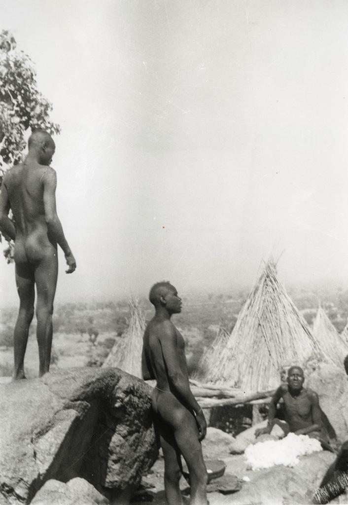 Village Kirdi près de Mokolo